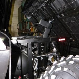 Vérin électrique de benne pour Ranger EV