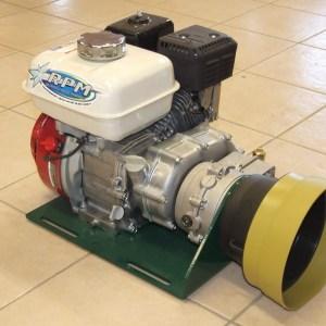 Groupe moteur 6,5 CV