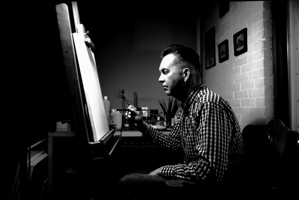 Rene Bekker Schilder Painter