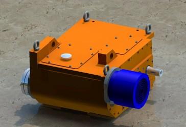 Sägeggetriebe sawing gearbox RPT Tech GmbH