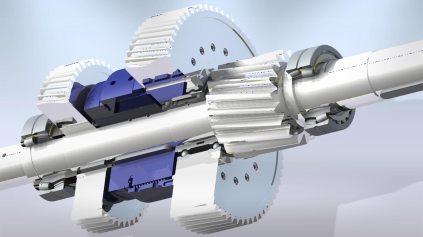 Schaltwelle RPT Tech GmbH