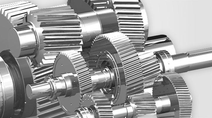 Stirnradgetriebe RPT Tech GmbH