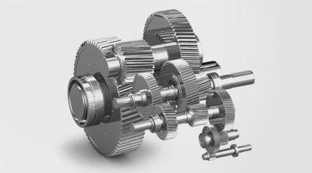 spare gear set RPT Tech GmbH