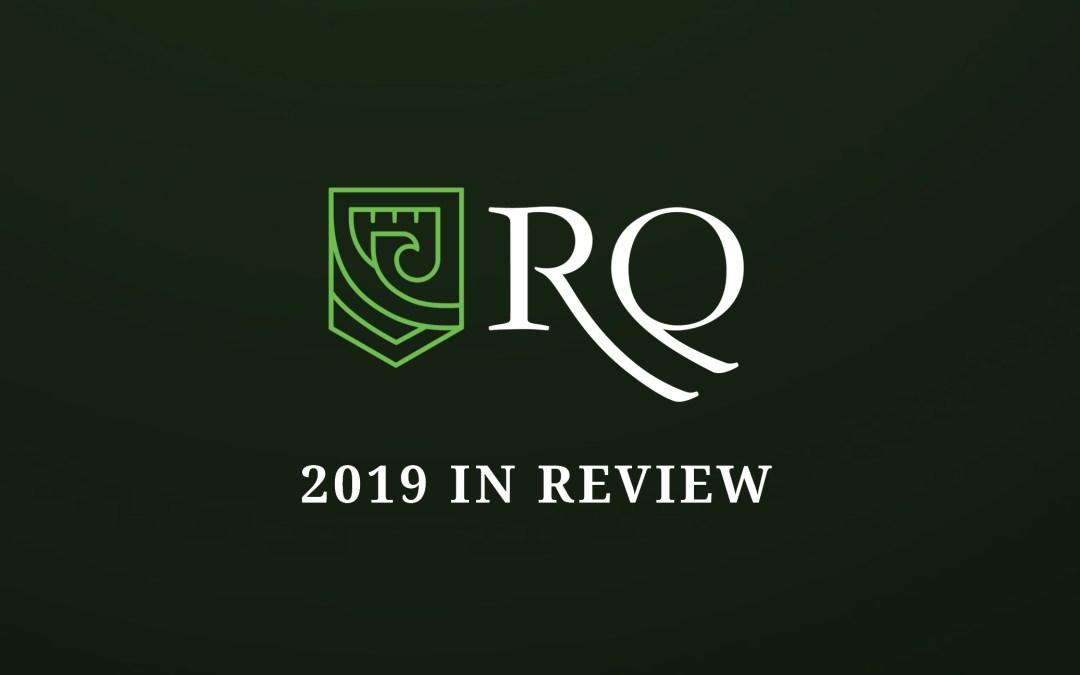 Q4 2019 Flywheel: Year in Review