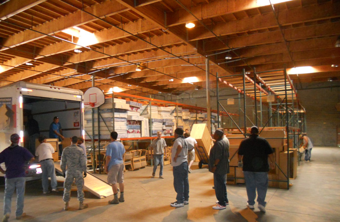 Leadership & Initiative at the Davis Monthan Dormitory Project