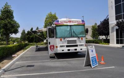 RQ Participates In Third Annual AGC Blood Drive