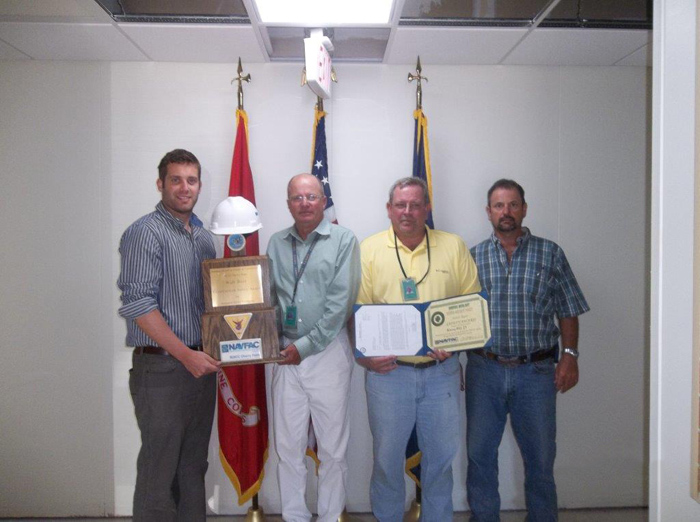 Kisaq-RQ Awarded Two Walt Baer Safety Awards