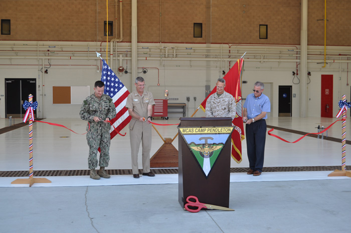 Mals-39 Hangar Celebrates Ribbon Cutting