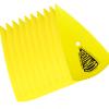 yellow squeezee