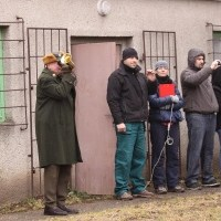 Valentýnský coursing Čehovice 19.2.2011
