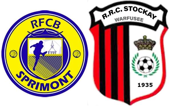 Match de préparation mardi 4/08 à Sprimont 19h30