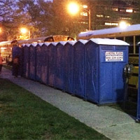 Broad Street Porta-Potties