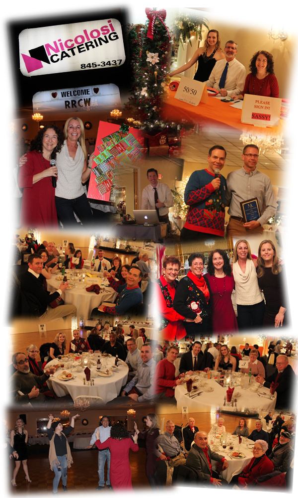 RRCW Holiday Party 2018 Collage