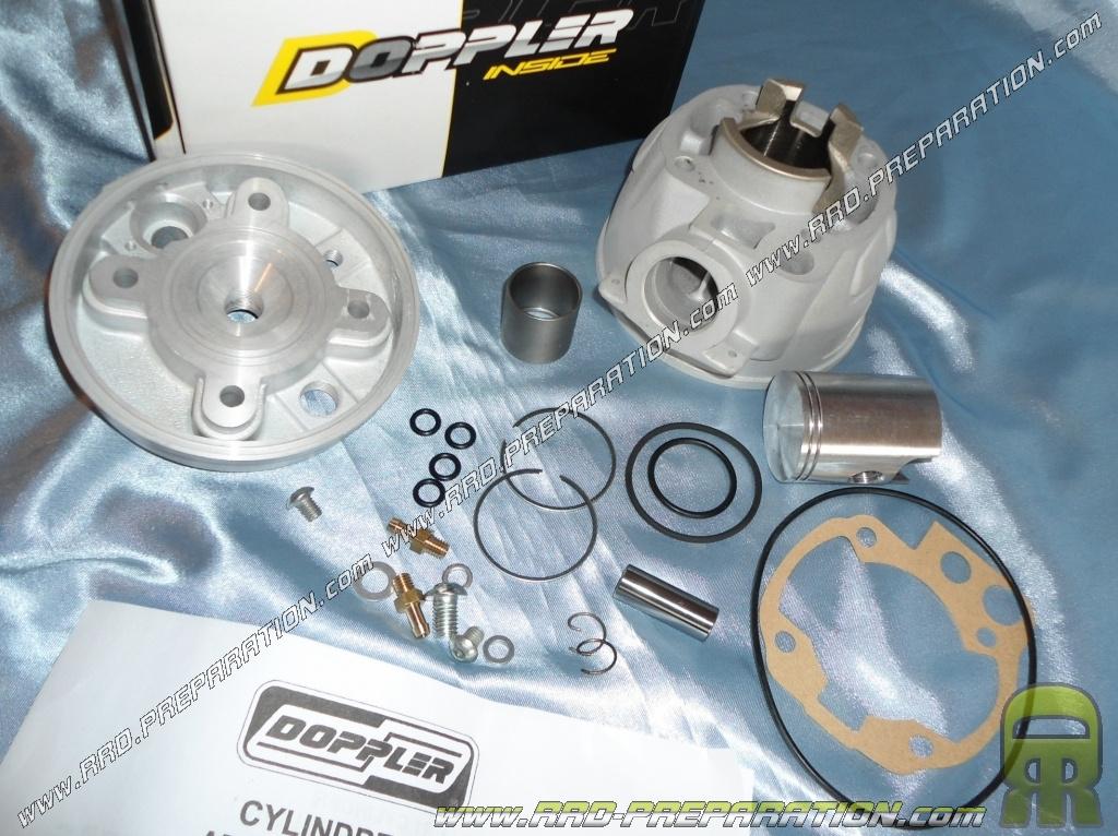 kit 50cc high engine o40mm doppler vortex aluminum minarelli am6 www rrd preparation com
