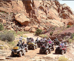 OHV Attractions