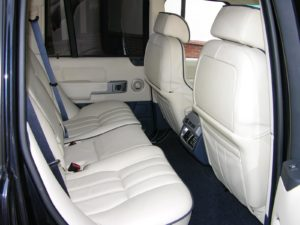 VECHICLE SEAT