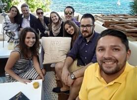 "Selfie de JuanRa ""3Q Summer Party"""