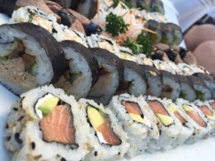 """Sushi """"3Q Summer Party"""""""