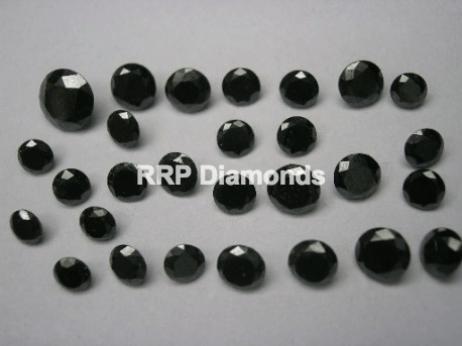 treated black diamonds, black diamonds, rrp diamonds