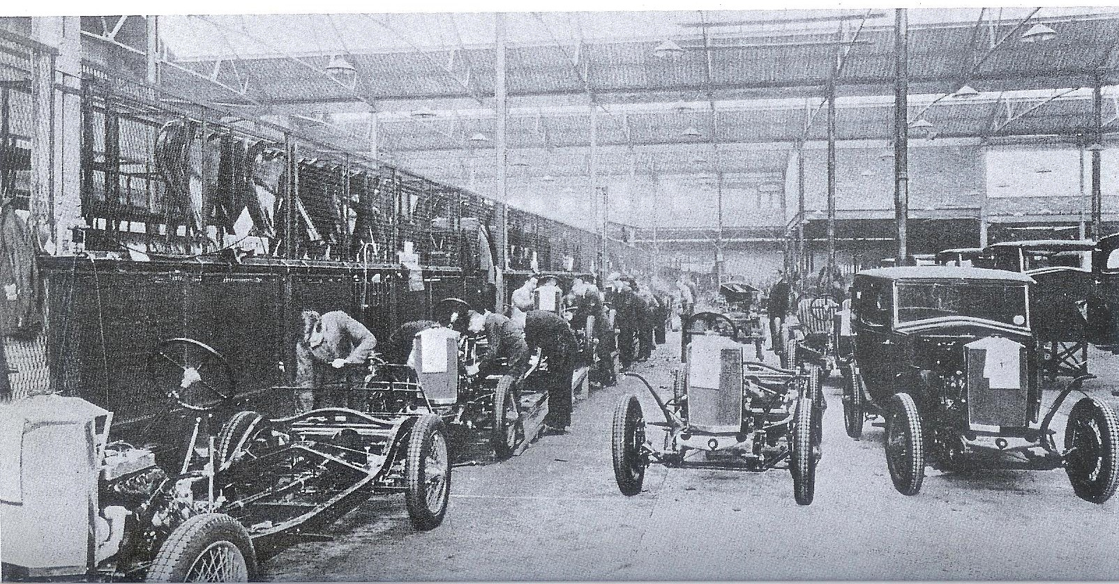 Riley (Coventry) Ltd Works