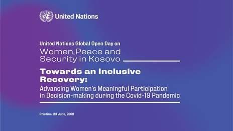 Konferenca e UN Women: Gratë më të prekurat nga Pandemia por të përjashtuara nga vendimmarrja