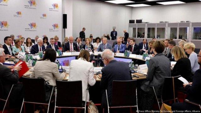 Ministrat e Jashtëm të Ballkanit Perëndimor mblidhen sot në kuadër të Procesit të Berlinit