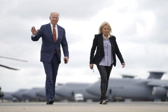 Joe Biden zbarkon në Evropë për samitin me BE dhe takimin me Putin në Zvicër
