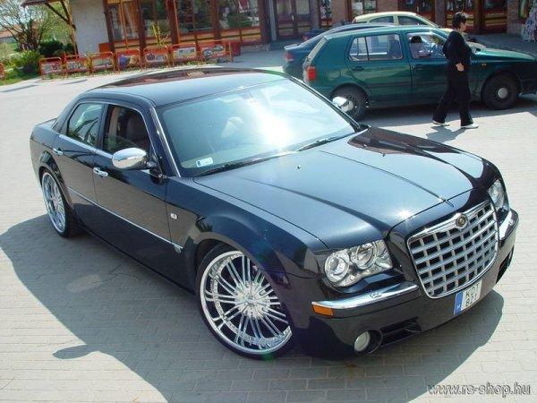 Rs-Tuning Demo Cars - Chrysler_300C - Rs-Tuning Webáruház ...