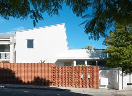 Richard Szklarz Architects - 79 Rowland Street Subiaco 1