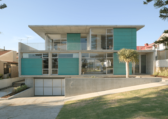 Richard Szklarz Architects - Gibney Street Cottesloe 1