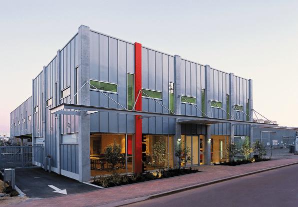 Richard Szklarz Architects - Hood Street 2