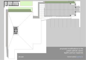 Richard Szklarz Architects - Polish Catholic Centre 7