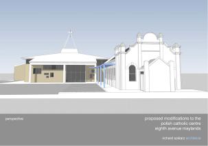 Richard Szklarz Architects - Polish Catholic Centre 9