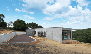 Richard Szklarz Architects - St Alouarn Place Margaret River 2