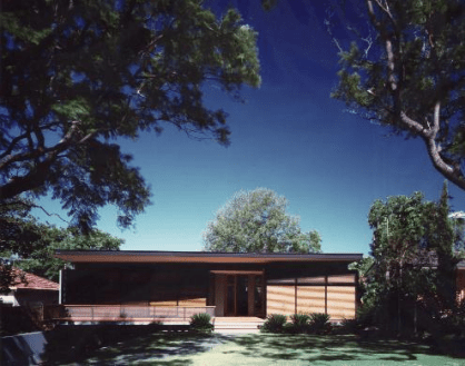 Richard Szklarz Architects - Vix Street Dalkeith 1