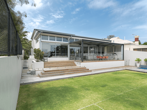 Richard Szklarz Architects - Wood Street Swanbourne 10