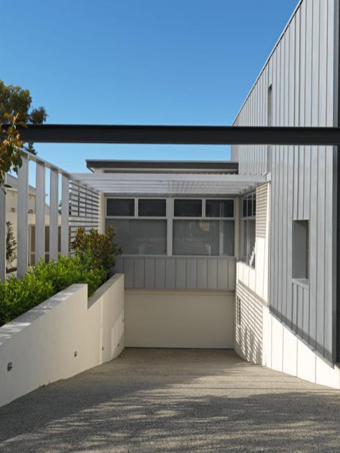 Richard Szklarz Architects - Wood Street Swanbourne 37