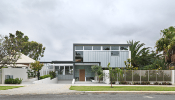 Richard Szklarz Architects - Wood Street Swanbourne 4
