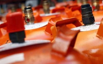 El precio de la bombona de butano baja otro 5%, hasta los 13,17 euros
