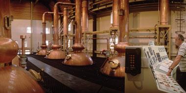 A whisky tour