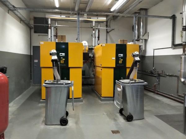 Chaudières Biomasse