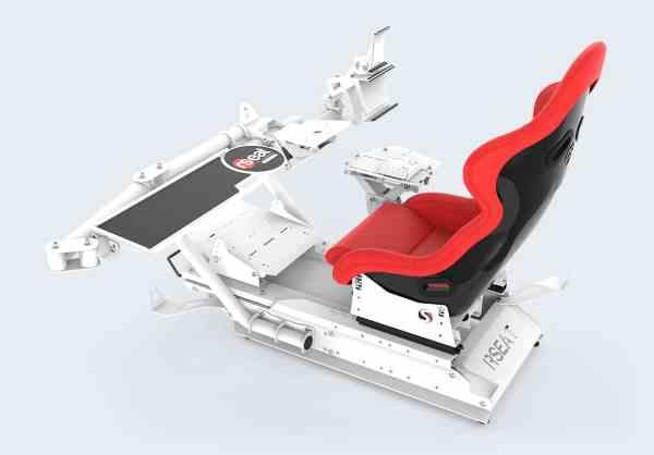 rseat s1 red white upgrades shifter handbrake 03