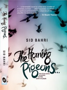 The Homing Pigeons Cover -shashi tharoor