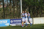 La Gimnástica se impone al Rayo Cantabria (0-2) en el primer partido de liga