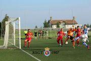 La Gimnástica suma el quinto empate de la temporada ante el Santillana (3-3)