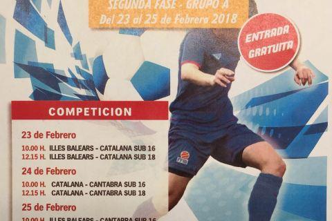 El canterano Diego Ortiz repite convocatoria con la selección cántabra sub 16