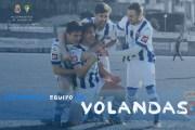 El socio gimnástico podrá retirar dos entradas por 10€ para presenciar el choque ante el Atlético Albericia