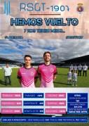 Comienza la campaña de socios de la temporada 2018/19