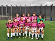Nueva goleada del equipo femenino para conseguir la primera victoria en El Malecón (9-1)