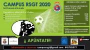 El Campus RSGT se desarrollará en las fechas previstas, del 29 al 24 de julio, en los Campos del Malecón